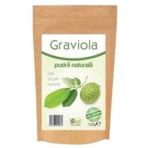 Graviola pulbere raw (125 grame), Obio