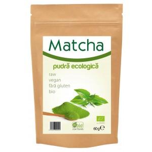 Matcha pudra bio (60 grame), Obio