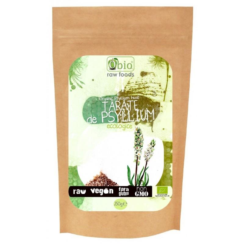 Tarate de psyllium bio (250g), Obio