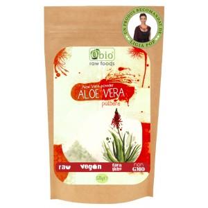 Aloe vera pudra (125g), Obio