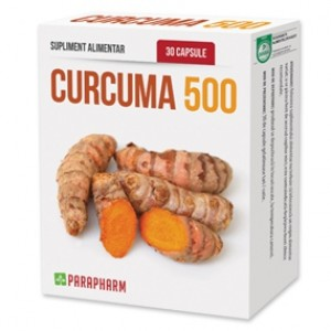 Curcuma 500 (30 capsule)