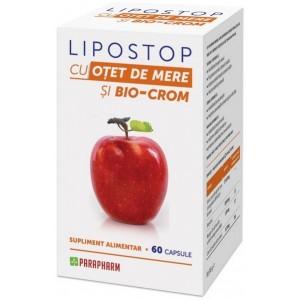 Lipostop (60 capsule gelatinoase)