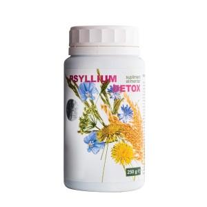 Psyllium Detox (250 grame)