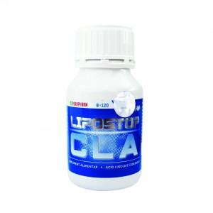 Lipostop CLA (120 capsule gelatinoase moi)