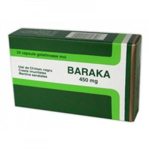 Baraka 450mg (24 capsule), Pharco