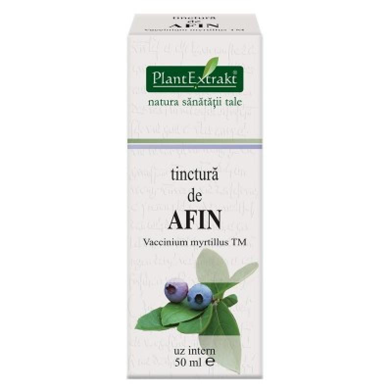 Tinctura de AFIN - Vaccinium myrtillus TM (50 ml)