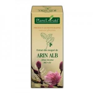 Extract din muguri de ARIN ALB - Alnus incana MG=D1 (50 ml)