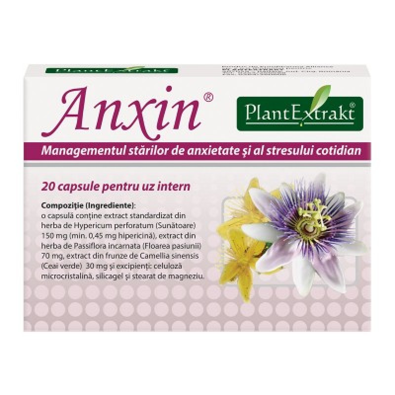 Anxin (20 capsule)