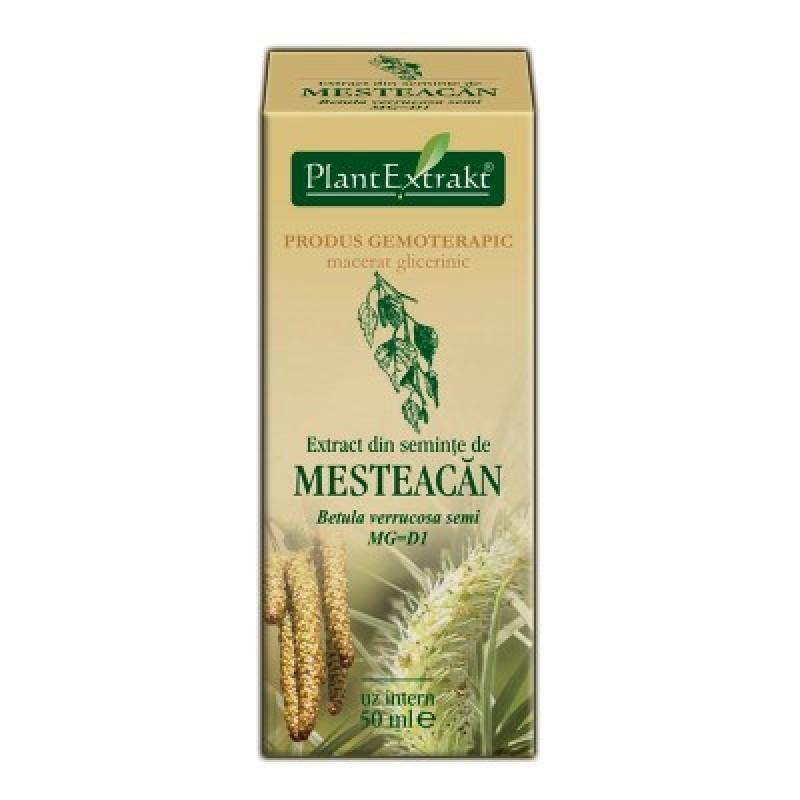 Extract din seminte de MESTEACAN Betula verrucosa MG=D1 (50 ml)