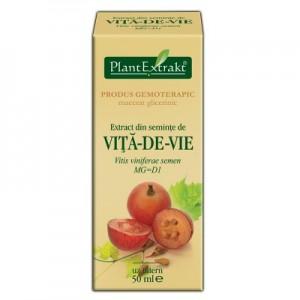 Extract din seminţe de Viţă-de-vie – Vitis viniferae semen MG=D1 (50 ml)