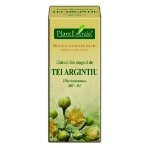 Extract din muguri de TEI ARGINTIU - Tilia tomentosa (50 ml)