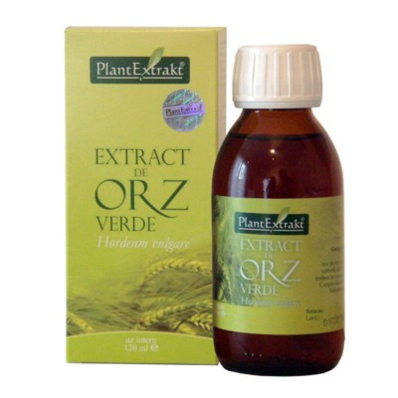 Extract de orz verde (120 ml)