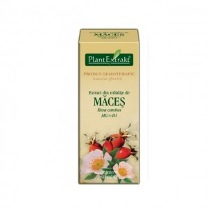 Extract din mladite de MACES - Rosa canina (50 ml)