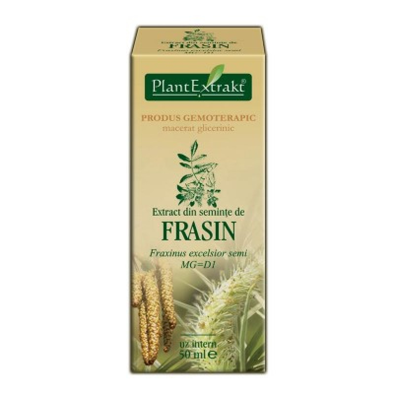 Extract din seminte de FRASIN Fraxinus excelsior MG=D1 (50 ml)