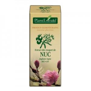 Extract din muguri de NUC - Juglans regia MG=D1 (50 ml)