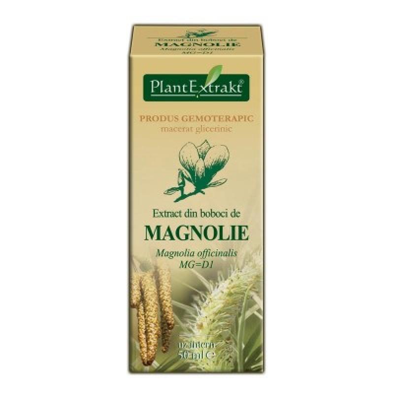 Extract din boboci de MAGNOLIE - Magnolia officinalis MG=D1 (50 ml)