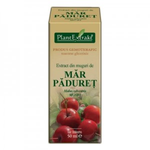 Extract din muguri de MAR PADURET - Malus sylvestris MG=D1 (50 ml)