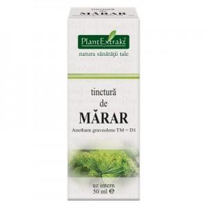 Tinctură de MARAR - Anethum graveolens TM=D1 (50 ml)