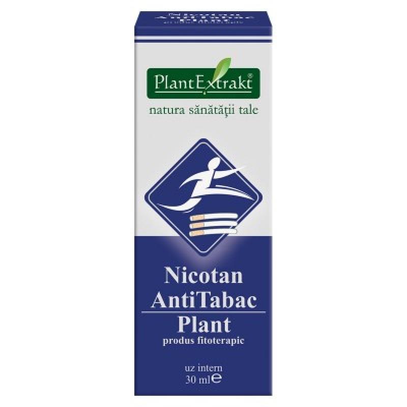 Nicotan Antitabac Plant (30ml)