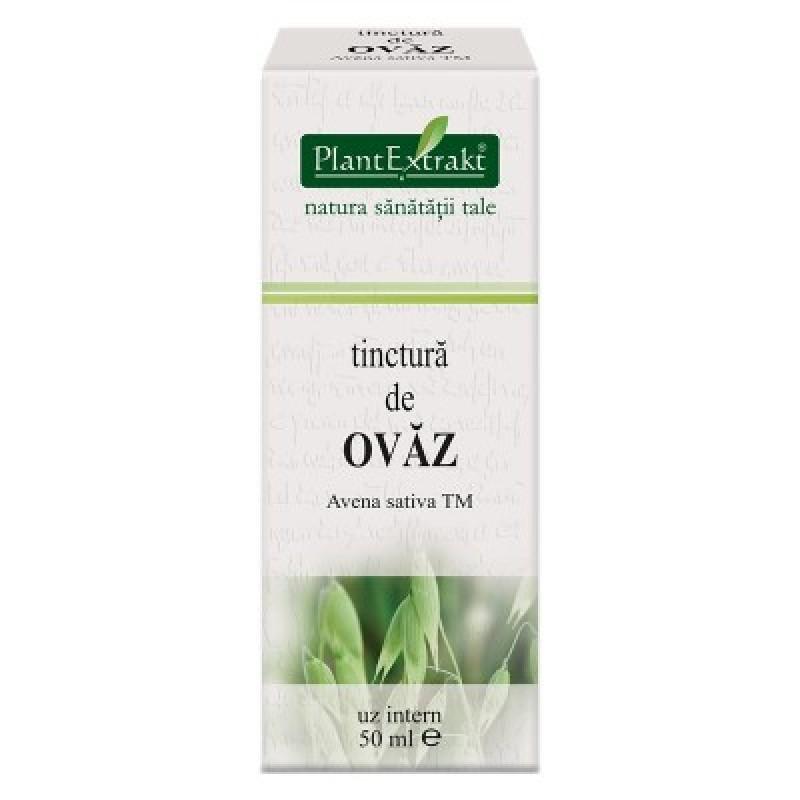 Tinctura de OVAZ - Avena sativa TM (50 ml)