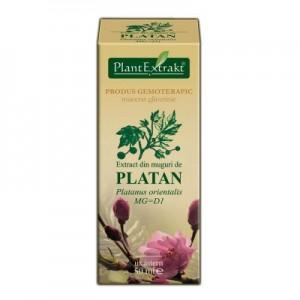 Extract din muguri de PLATAN Platanus orientalis MG=D1 (50 ml)