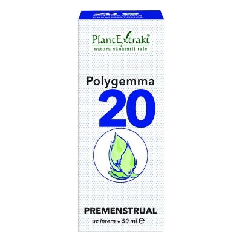 Polygemma 20 - Premenstrual (50 ml)