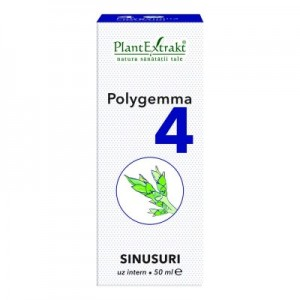 Polygemma 4 - Sinusuri (50 ml)