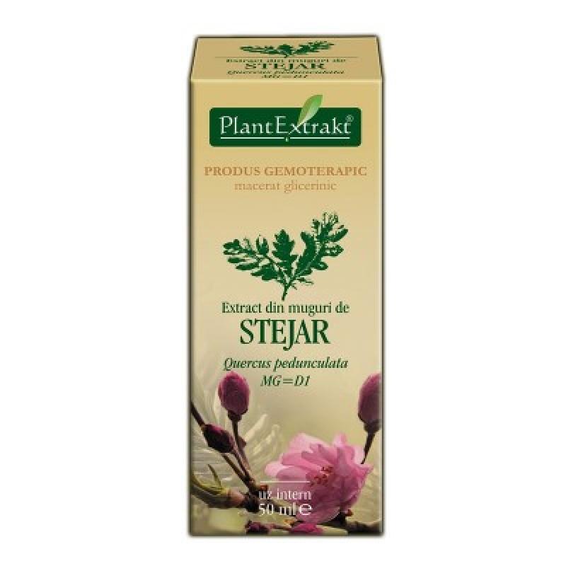 Extract din muguri de STEJAR Quercus pedunculata MG=D1 (50 ml)