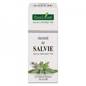Tinctura de SALVIE - Salvia officinalis TM (50 ml)
