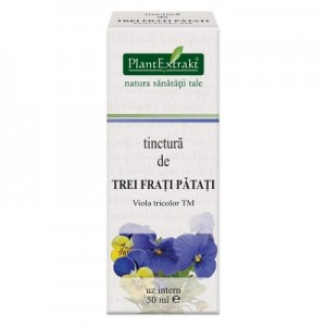 Tinctura de TREI FRATI PATATI - Viola tricolor TM (50 ml)