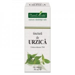Tinctură de URZICĂ - Urtica dioica TM (50 ml)