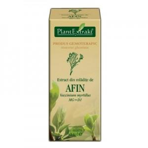 Extract din mladite de AFIN Vaccinium myrtillus MG=D1 (50 ml)