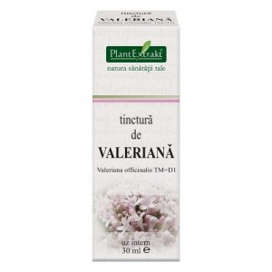 Tinctura de VALERIANA - Valeriana officinalis TM=D1 (50 ml)