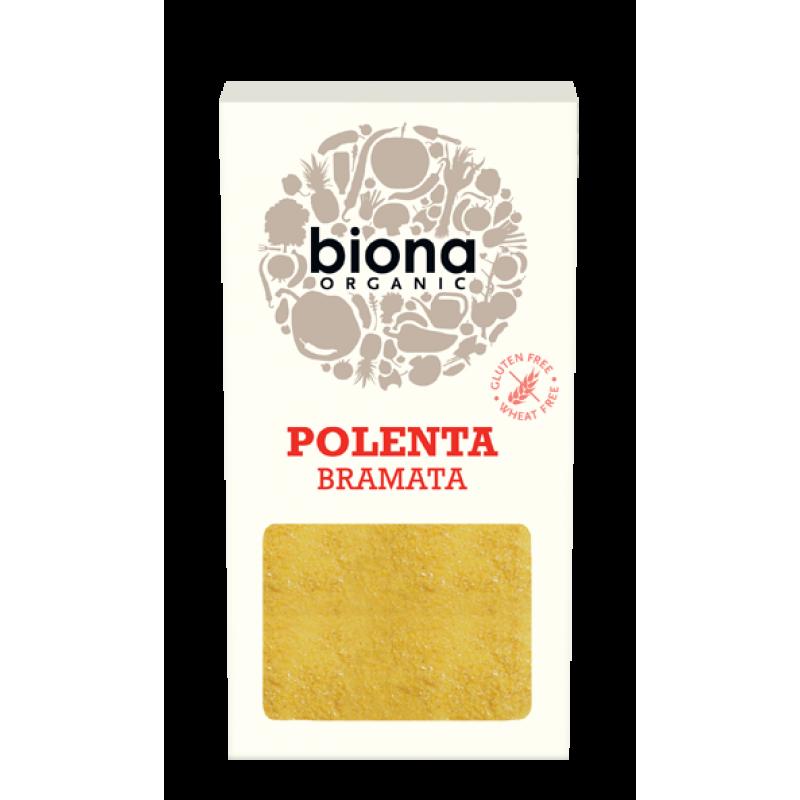 Faina de malai Bramata bio (500 grame)  fara gluten, Biona