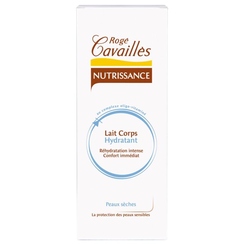 Nutrissance Lapte de corp hidratant pentru piele uscata (200ml), Roge Cavailles