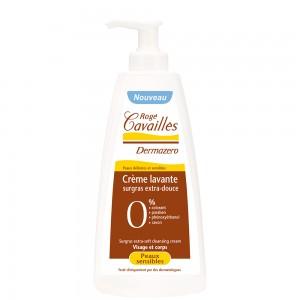 Dermazero Crema curatatoare extra-delicata pentru piele sensibila (300ml), Roge Cavailles