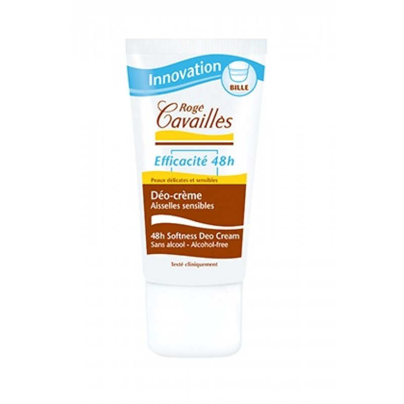 Deo crema axile sensibile (50ml), Roge Cavailles