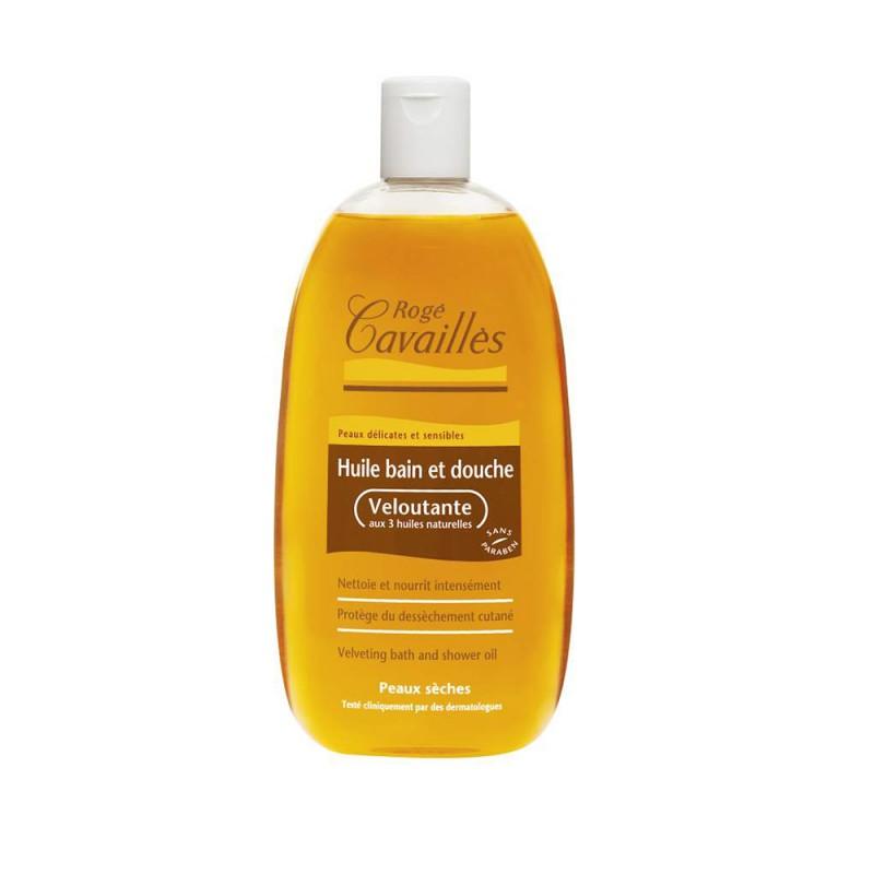 Ulei catifelant pentru baie si dus (500ml), Roge Cavailles