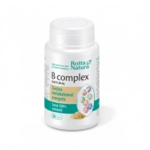 B Complex natural (30 capsule), Rotta Natura