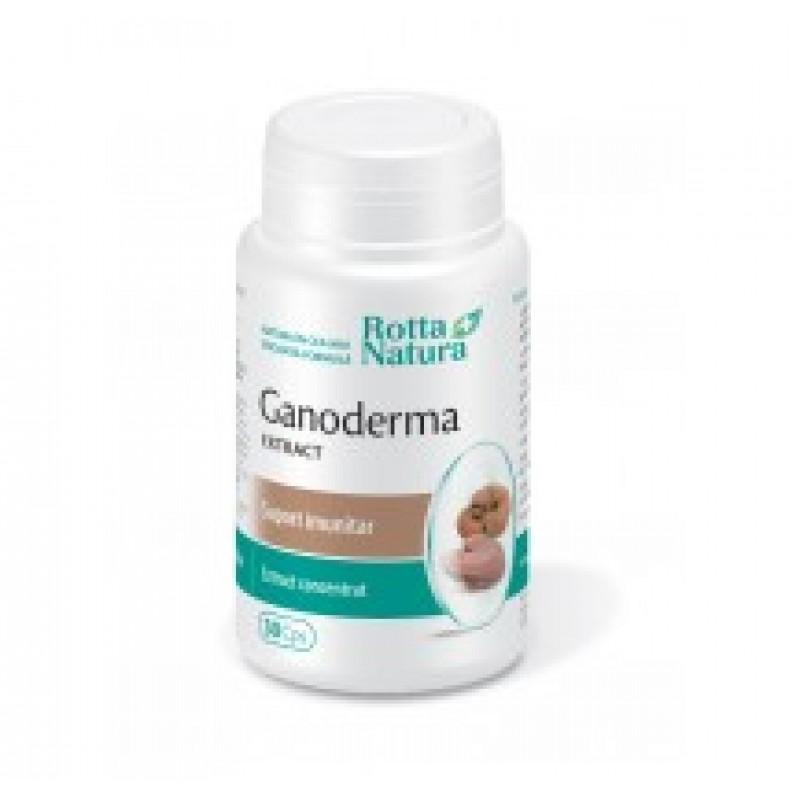 Ganoderma extract (30 capsule), Rotta Natura