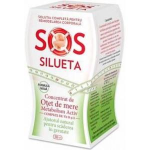 SOS Silueta (90 capsule), Rotta Natura