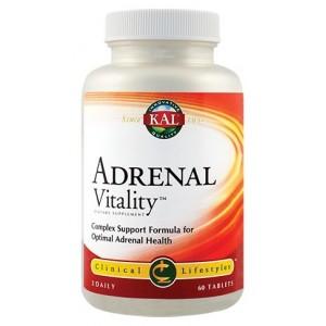 Adrenal Vitality (60 tablete), Kal