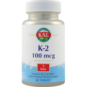 Vitamin K-2 100mcg (30 tablete), Kal