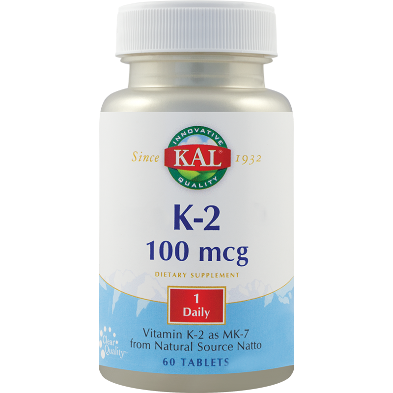 Vitamin K-2 100mcg (30 tablete), Kal