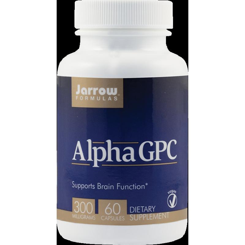 Alpha GPC 300 mg (60 capsule), ChildLife Essentials