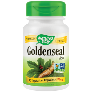 Goldenseal (30capsule), Nature's Way