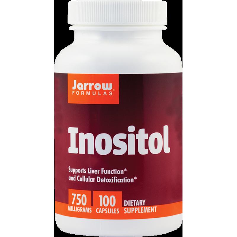 Inositol 750 mg (100 capsule), Jarrow Formulas