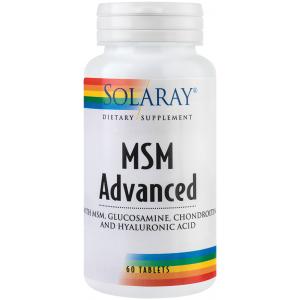 MSM Advanced (60 capsule), Solaray