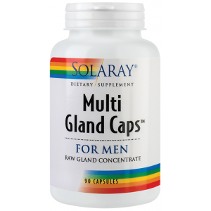 Multi Gland Caps for Man (90 capsule), Solaray