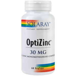 Optizinc 30 mg (60 capsule), Solaray